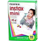 Fujifilm Instax mini-branco filme instantâneo