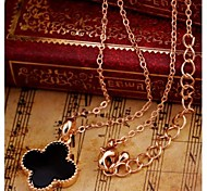 Star's Favourite Quatrefoil Exquisite Necklace