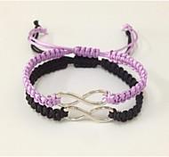 Gift 2015 Fashion Jewelry Infinity Handmake Bracelet