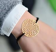 Women's Charm Bracelet Nylon Unique Design Fashion Heart Love Jewelry 1pc