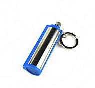 fiammiferi Escursionismo Plastica Blu / argento