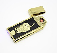 Personalized Gentleman USB Electronic Lighter