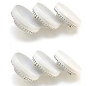 Faretti 16 SMD 2835 Everbrite Modifica per attacco al soffitto GX53 7 W Decorativo 580 LM Bianco 6 pezzi AC 100-240 V