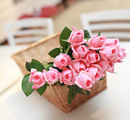 emulational rose, 6pcs / set