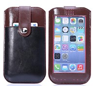 Full-screen Outside The Crazy Horse Pattern Leather Bag Card iPhone 6/6S (Assorted Colors)