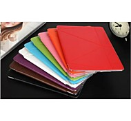 Ultra Thin Vintage Luxury with Stand Magnetic Leather Case for iPad 6(Assorted Colors)