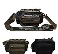 Trulinoya Multifunctional Waterproof Fishing Tackle Bag/Waist Bag