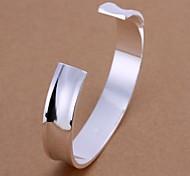 Women's Fashion Bracelet Silver Non Stone
