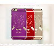 X-DORIA The Original Disney Cute Cartoon Ultra-Thin Drop Protection Shell Case for iPhone 6(Assorted Color)