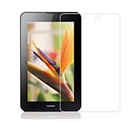 """Clear Screen Protector for Huawei Mediapad 7 Vogue S7-601u S7-602u S7-601w 7"""" Tablet Protective Film"""