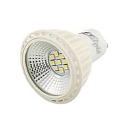 youoklight® gu10 5W 380lm 9-2835 SMD quente branco / branco Refletor LED - branco (AC 100 ~ 240V)