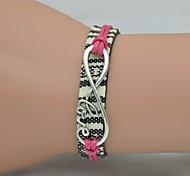 European Style Fashion Style Simple 8 Word LOVE Bracelet