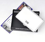 pacchetti portasigarette di metallo bianco regalo di giorno di sigarette del padre personalizzato (14)