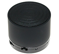 S10 Hi-Fi Camera Lens Hands-Free Mini Wireless Bluetooth Speaker with TF MIC For Samsung Phones (4GB TF Card Free Gift)