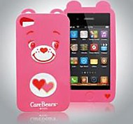 Care Bears Silicone with Soft Case for iPhone 4/4S