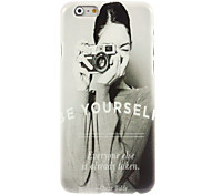 Be Yourself Design Hard Case for iPhone 6