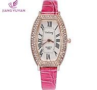 strass relógios mulheres moda casual esportes relógio venda relógios de pulso de quartzo das senhoras (cores sortidas)