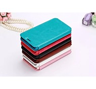 JILIS Following From Pu Leather for iPhone 6 (Assorted Colors)