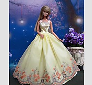 Barbie Doll Princess Dress Dance with the Stars