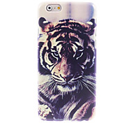 Tiger Design Hard Case for iPhone 6