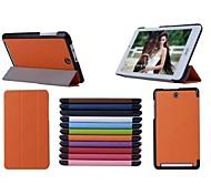 8-Zoll-Dreifach-Faltung Qualitäts-PU-leathe Fall für Acer Iconia Tab 8 w1-810 (farblich sortiert)