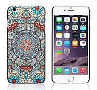 3D Relievo Pattern PC Hard Case for iPhone 6