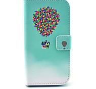 padrões de balão de couro caso de corpo inteiro para i9300 Samsung Galaxy S3