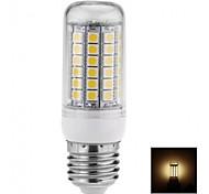 5W E26/E27 LED Mais-Birnen T 69 SMD 5050 560LM lm Warmes Weiß / Natürliches Weiß AC 220-240 V