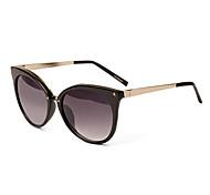 anti-reflexo caminhadas de metal retro óculos de sol