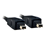 2.5M 8.2FT IEEE1394 Firewire 4Pin Male to 4Pin Male High Speed Firewire Data Transfer Cable