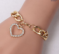 Eruner®LOVE Set Auger Thick Chain Bracelet