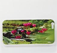addly® eine hd Foto von Lotus auf einem PC harter Fall für iphone 6 gedruckt