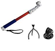 HY-188 Self Timer Pole Kit (Self Timer Pole, a small tripod, GOPRO adapter)