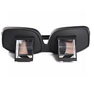 hd mergulhão horizontal vidros refração óculos cama óculos de prisma óculos