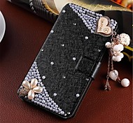 Wind-induced handmade diamond appearance flip phone sets are suitable for samsung GALAXY S4/9190 Mini