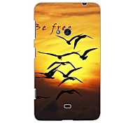 Be Free Design Hard Case for Nokia N625