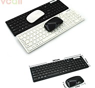 ultra-fino teclado sem fio& kit Magic Mouse para Windows Mac OS
