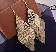 Women's The New Multi-level Long Wild Earrings