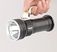 tanlu cree q5 levou 18.650 250 lumens outdoor tocha lanterna branco brilhante