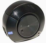 Mini Kiesel klassische Freisprecheinrichtung Wireless v3.0 Bluetooth-Lautsprecher mit Mikrofon für NFC / mp3 / iphone / Laptop + mehr