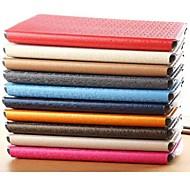 caso rfh textura labirinto de proteção pu couro com slots de stands e de cartão para iPad mini 1/2/3 (cores sortidas)