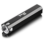 TanLu TL-D20 Rechargeable 3-Mode 1x Cree R5 LED Flashlight(463LM, Black)