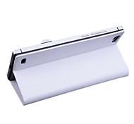 venda quente 100% capa de couro da aleta de couro pu para x8mini iocean esquerda para smartphone ideal