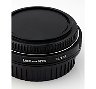 Canon FD Lens To Canon EOS Camera Adapter Ring / Corrective Glass / Infinity Focus