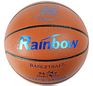 Rainbow 5# Game-Specific Basketball With Carrying Net/Gas Needle