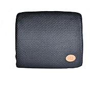 el diseño celular de carbón de bambú de aire purificador de la memoria general de vehículo espuma cintura coche almohada cintura cojín