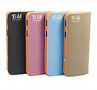 Colors 12000mAh power bank external battery Li-ion Multi-Output for iphone6/6 plus/Samsung Note4/other Mobile Devices