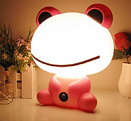 Cute Cartoon Bean Frog 20W LED Small Table Lamp 220V(Assorted Colors)