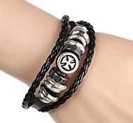 Bracelet Bracelets de rive / Bracelets d'amitié / Bracelets Vintage / Bracelets en cuir Alliage / CuirSoirée / Quotidien / Décontracté /