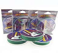 100M / 110 Yards PE Braided Line / Dyneema / Superline Fishing Line Dark Green 28LB / 18LB / 10LB / 12LB / 15LB / 22LB